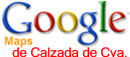 Google Map de Calzada